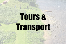 Tours and Transport in Speyside & Moray, Scotland